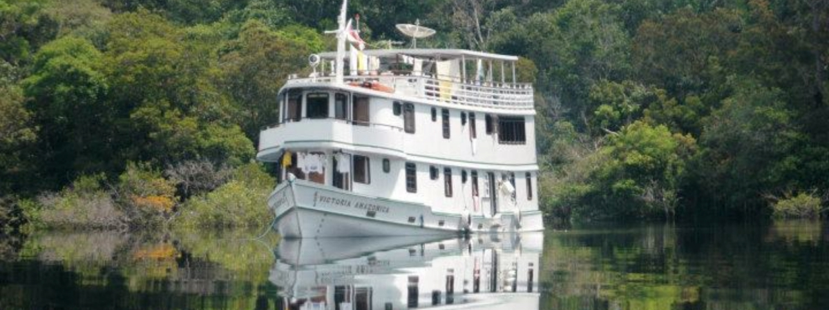 Barco Amazonia Expedition